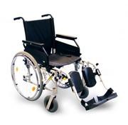 Opplooibare rolstoel met beensteun - Rotec