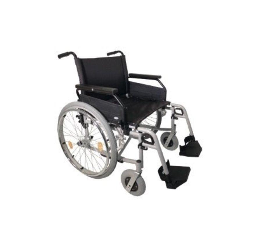 Opplooibare rolstoel rotec XL - 56 cm