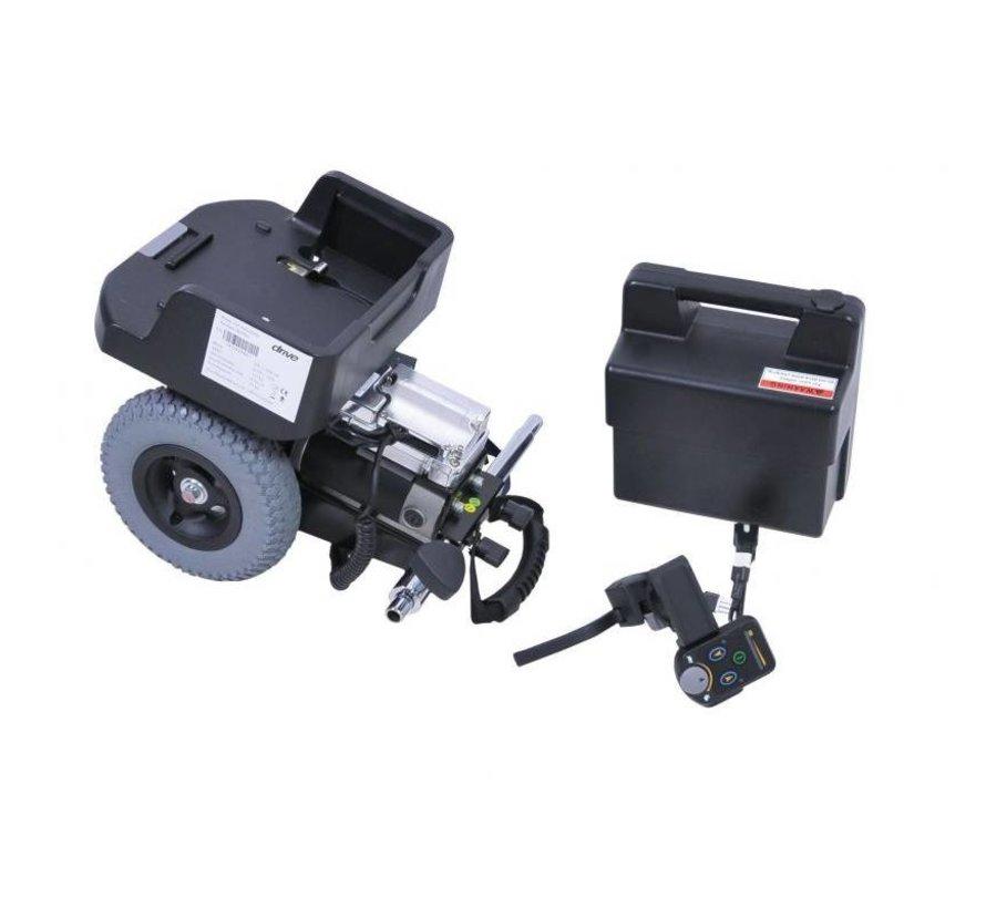 Aandrijfmotor voor rolstoelen powerstroll p9