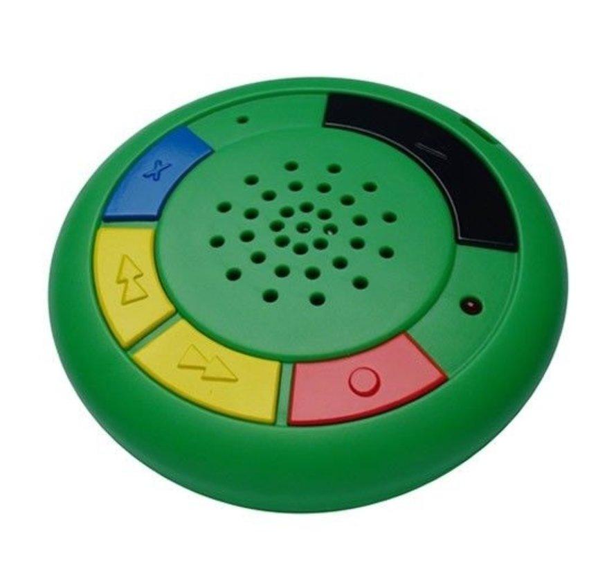 Spraakrecorder Multi memo opnametijd van 6 minuten