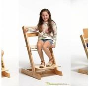 Breezi kinderstoel in hoogte verstelbaar met verschillende opties
