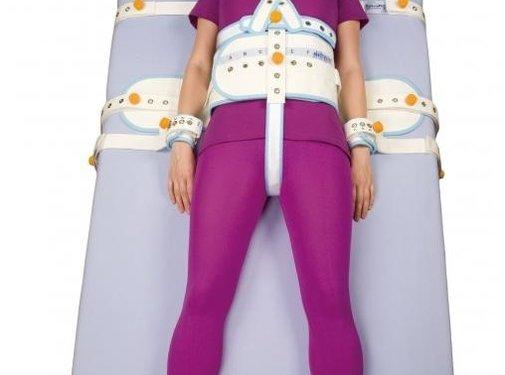 Veiligheidsriemen voor in bed