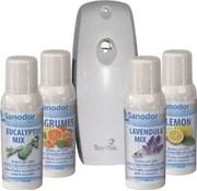 Starterkit sanodor pro matic + 3 geuren