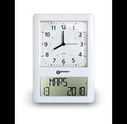 Geemarc VISO 50 Klok met analoog + digitaal scherm