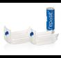 Repose® - Hielprotectors: 1 paar + pomp