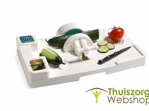 Multifunctionele keukenplank