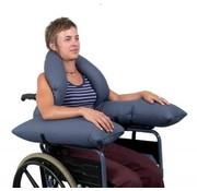 Comfortkussen voor in zetel of rolstoel