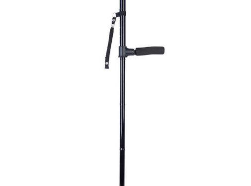 Vouwbare wandelstok met stabilisator en lampje