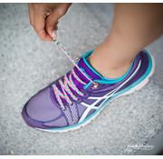 Eenhandige elastische schoenveters