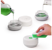 Eenhandige zeepdispenser