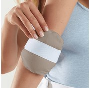 Herbruikbaar hot-/cold pack om pijn te verlichten van natuurlijke klei