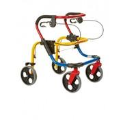 Rollator voor kinderen, jeugd en vrouwen, max. 100 kg