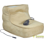 Elektrische voetverwarmer met massage