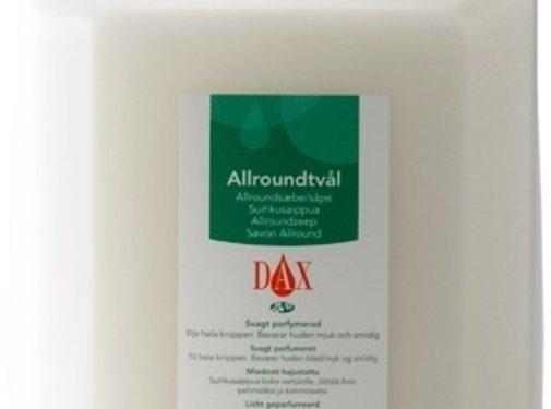 Zachte Dax allround zeep voor het lichaam - bidon van 5 liter