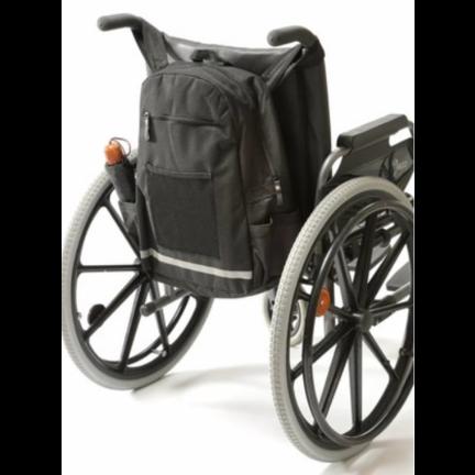 Opbergzak voor rolstoel