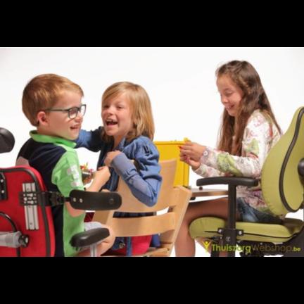 Kinder- en junior werk- en trippelstoelen Vela Hip Hop en Tango