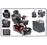 Scooter pakket accessoires