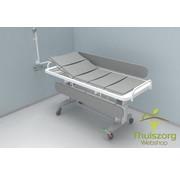 Douche/verzorgingstafel elektrisch hoogte verstelbaar