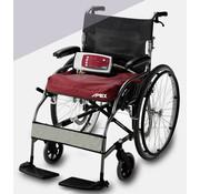 Anti decubitus rolstoelkussen met alternerende batterij