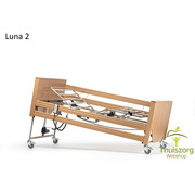 Elektrisch kantelbaar verzorgingsbed Luna 2