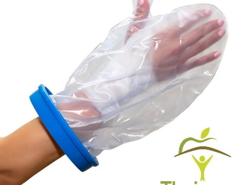 Waterdichte beschermingshoes voor het douchen - meerdere versies