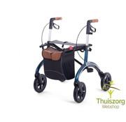 Carbon luxe rollator Saljol - Verkrijgbaar in 3 kleuren