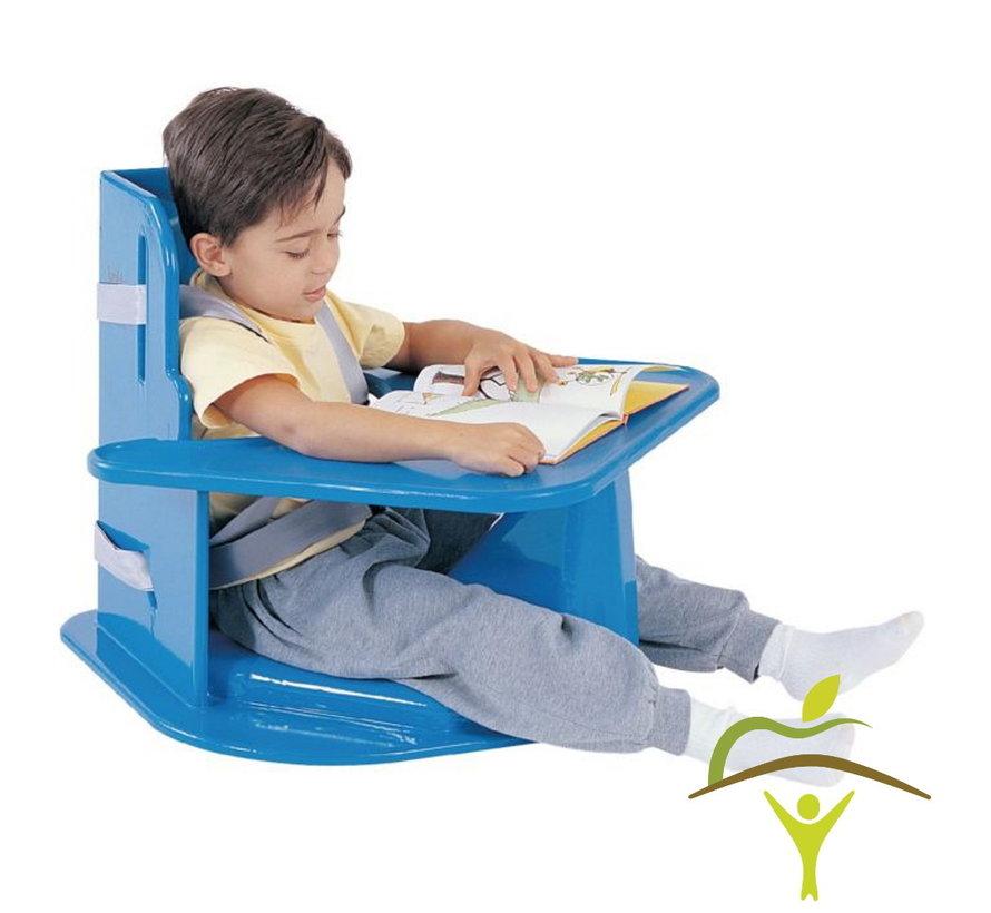 Corner seat met tafel Tumble Forms incl. beveiligingsriemen