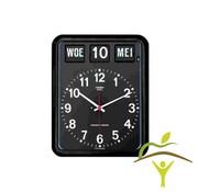Kalenderklokken - 3 verschillende modellen