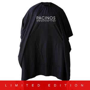 Pacinos Barber Cape - Black
