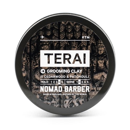 Nomad Barber Terai Grooming Clay 85g