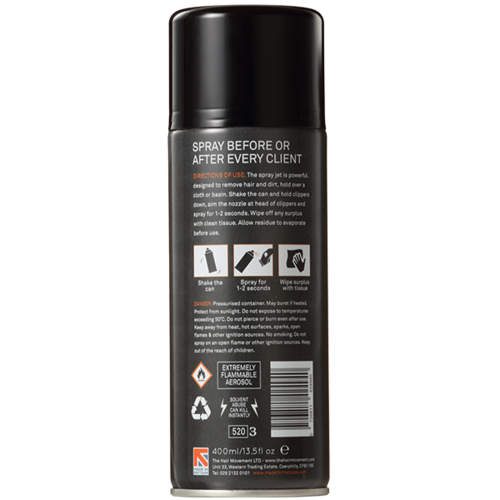 Made For The Blade Clipper Spray 400 ml