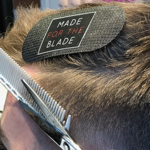 Made For The Blade Hair Grippers - Black