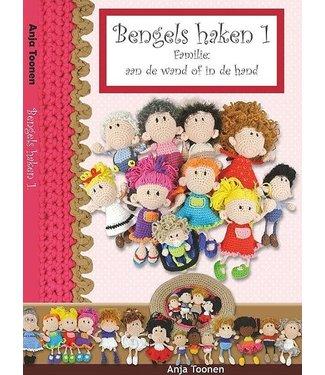 Haakpret Bengels haken deel 1: Familie - Anja Toonen