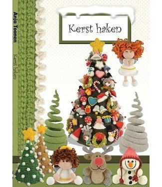 Haakpret Kerst haken deel 1 - Néerlandais - Anja Toonen