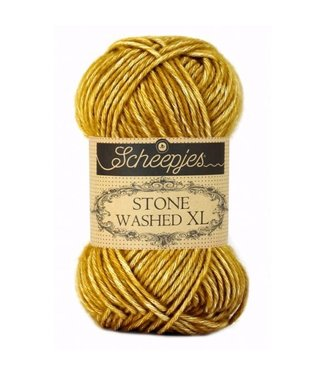 Scheepjes Stone Washed XL - 849 - Yellow Jasper