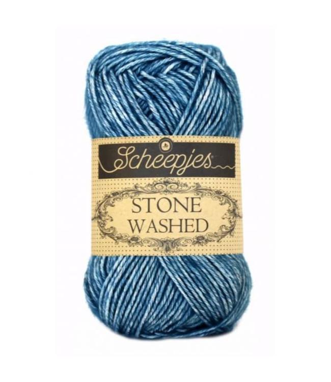 Scheepjes Stone Washed - 805 - Blue Apatite