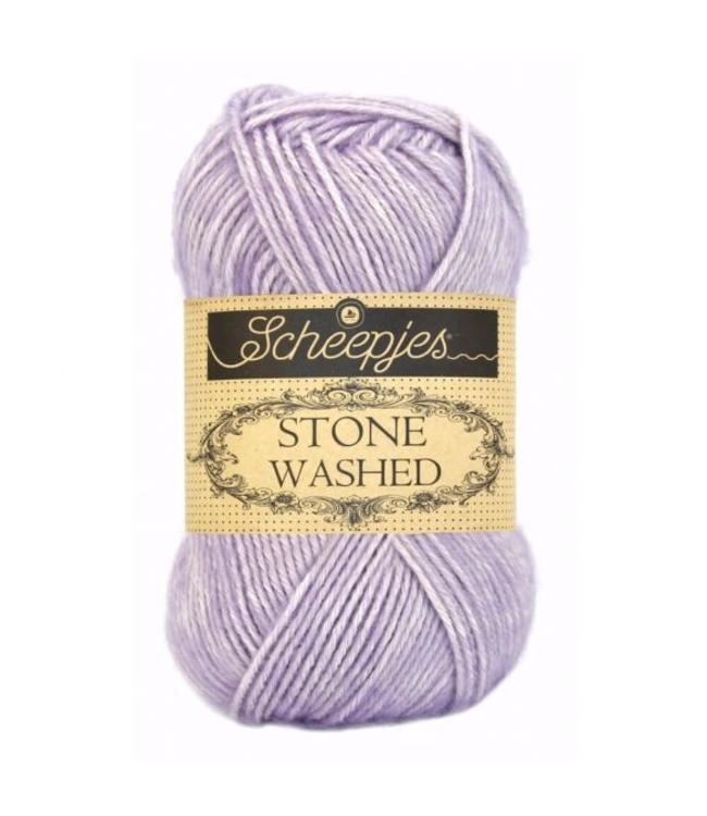 Scheepjes Stone Washed - 818 - Lilac Quartz