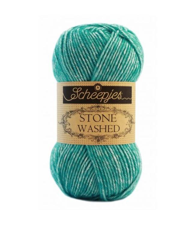 Scheepjes Stone Washed - 824 - Turquoise
