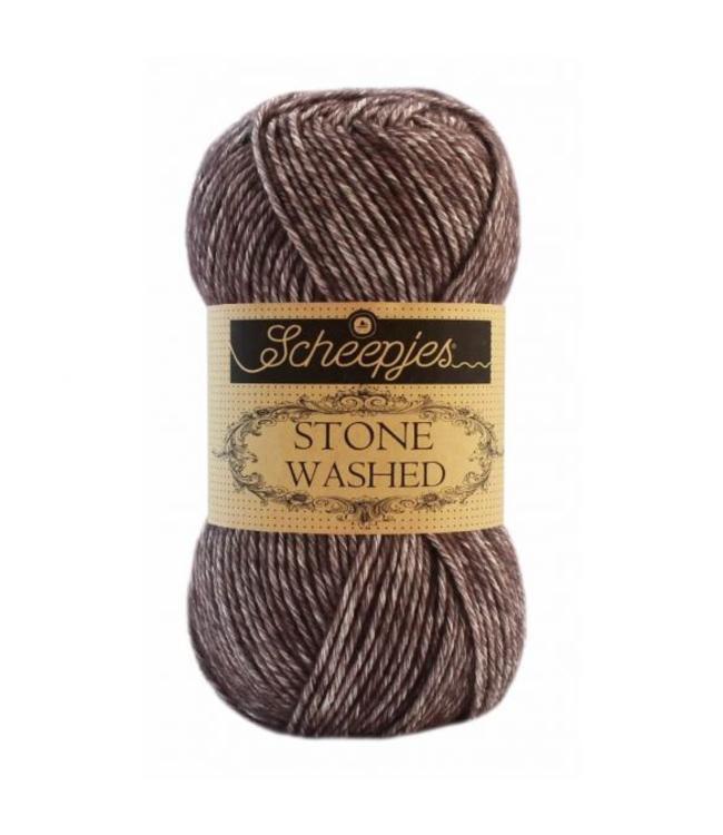 Scheepjes Stone Washed - 829 -Obsidian