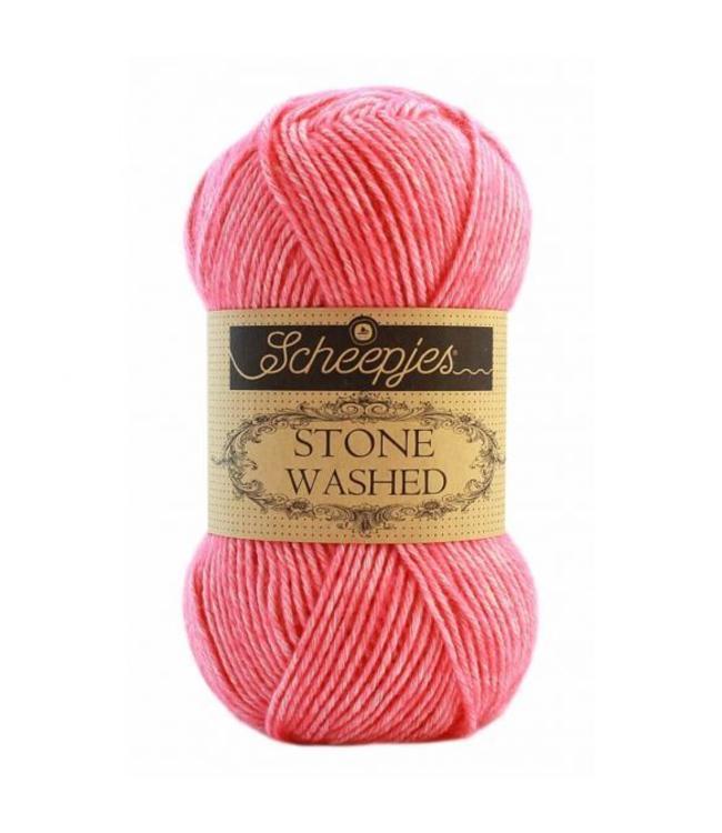 Scheepjes Stone Washed - 835 - Rhodochrosite