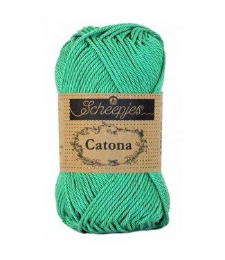 Scheepjes Catona 50g - 241 - Parrot Green