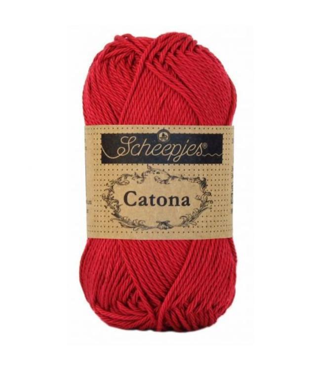Scheepjes Catona 50g - 192 - Scarlet