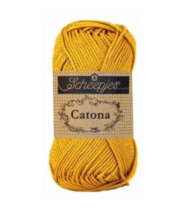 Scheepjes Catona 50g - 249 - Saffron