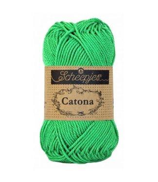 Scheepjes Catona 50g - 389 - Apple Green