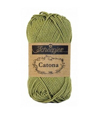 Scheepjes Catona 50g - 395 - Willow