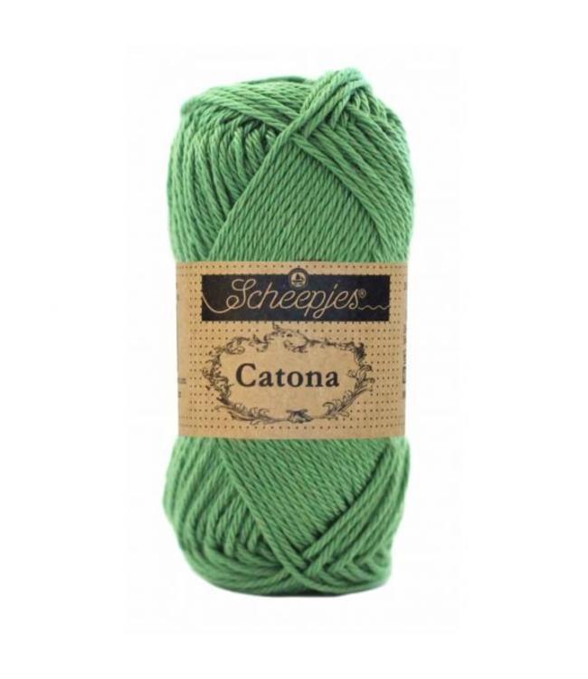 Scheepjes Catona 50g - 412 - Forest Green