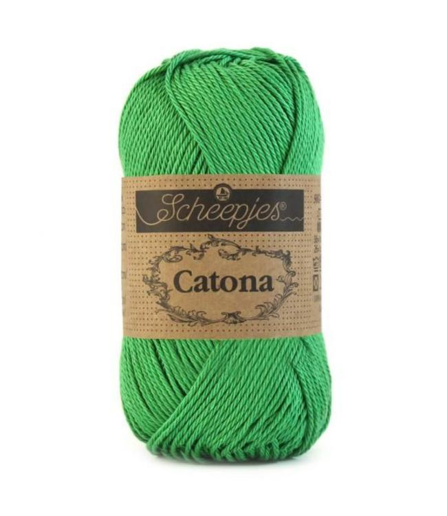 Scheepjes Catona 50g - 515 - Emerald