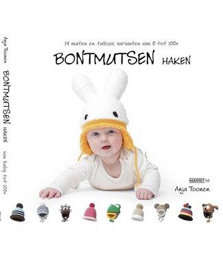 Haakpret Bontmutsen haken - Anja Toonen