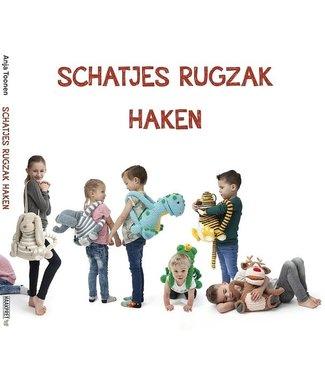 Haakpret Schatjes Rugzak haken - Anja Toonen