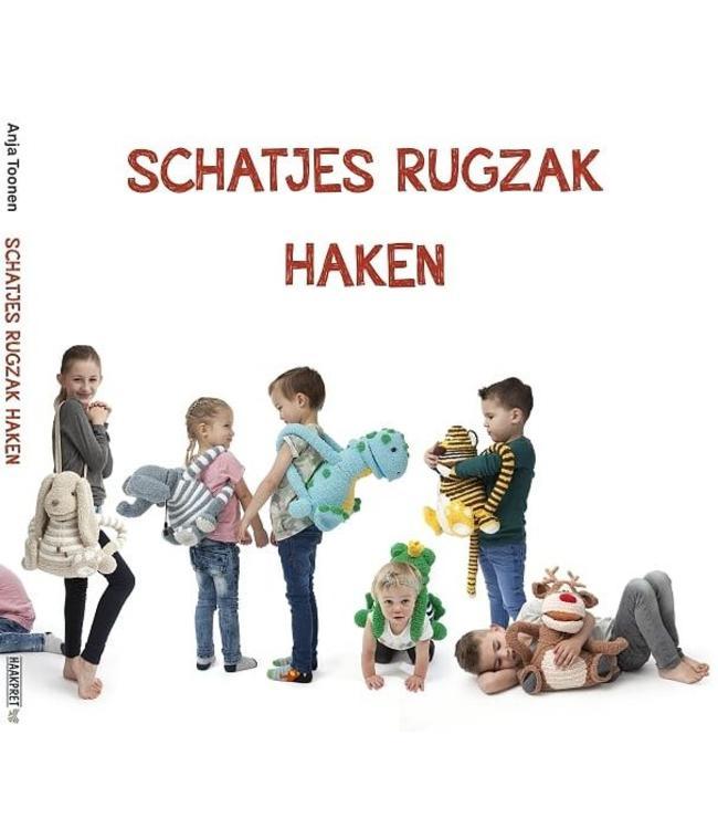 Haakpret Schatjes Rugzak haken